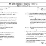 Вариант практического применения метода анализа иерархий при согласовании результатов расчета в процессе оценки